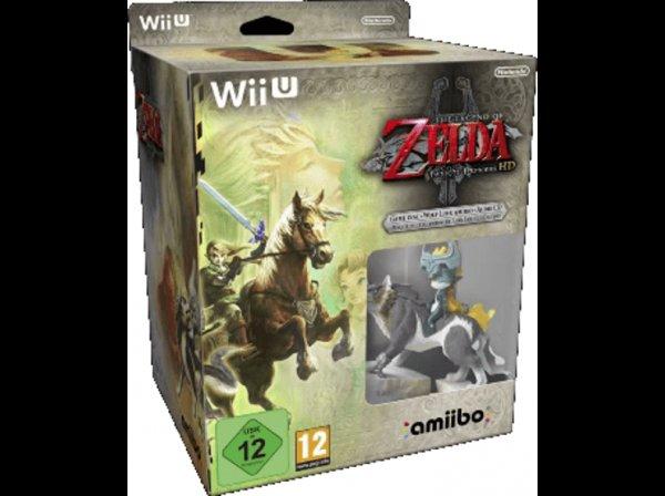 [Saturn] Zelda Twilight Princess HD Limited Edition, 3x für 159,98€