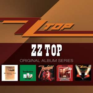 Amazon Prime : CD ZZ Top - Original Album Classics 5 er Box-Set - Nur 9,99 €