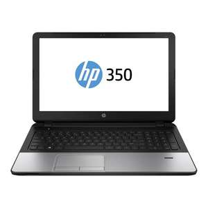 "[Otto Office] HP Notebook 350 G2, 15,6"" i3, 4GB, 500GB HDD + KEKSE"