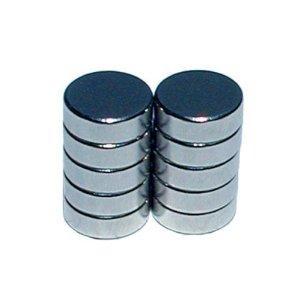 5 x HH Trading 20 Mini Magnete (MEGA Haftkraft) 6x3 mm für 18,37