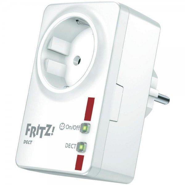 AVM FRITZ! DECT 200 (Intelligente und schaltbare Steckdose) @ Conrad + SÜ / Filialabholung 36,89 €