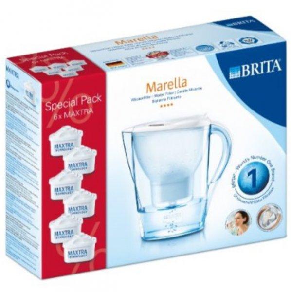 Brita Wasserfilter Halbjahrespaket für nur 24,99€ bei Amazon