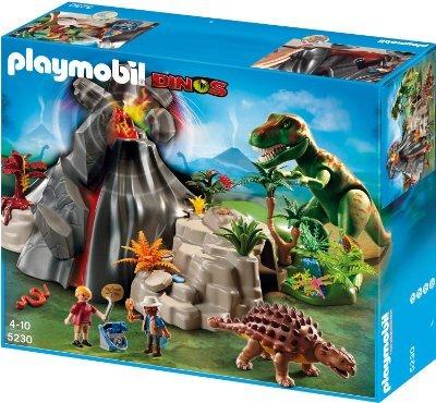 PLAYMOBIL® 5230 T-Rex und Saichania beim Vulkan für 29,99€+ ggf. 3,95€ VSK @Galeria Kaufhof