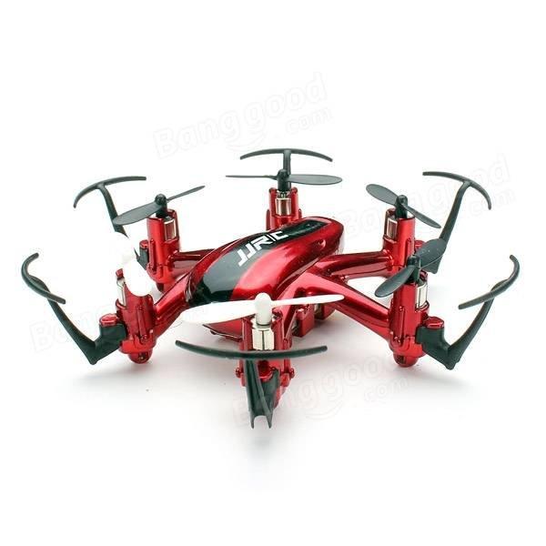 JJRC H20 Nano Hexacopter 2.4G 4CH 6Axis Headless Mode RTF - BangGood.com