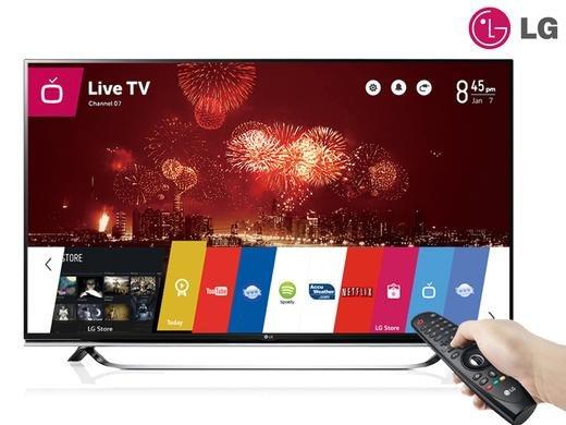"""[iBOOD] LG 55"""" Super UHD 3D Smart-TV – 55UF860V"""