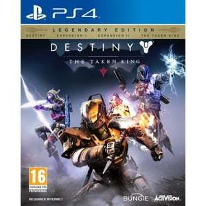 (PS4/TheGameCollection) Destiny - The Taken King - Legendary Edition für 45,53 €