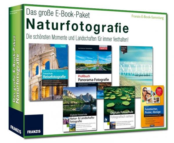 Naturfotografie 6 E-books nur 10 €!