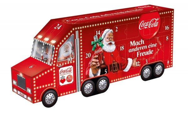 [lokal] Coca-Cola Adventskalender @Marktkauf