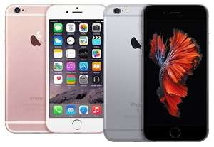 *GROUPON* iPhone 6S 16 GB in Spacegrau oder Rosegold inkl. Versand