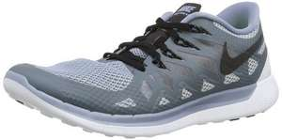 Nike Free 5.0 v5 Herren Running Sneaker Schwarz Grau LOKAL Herzogenaurach!