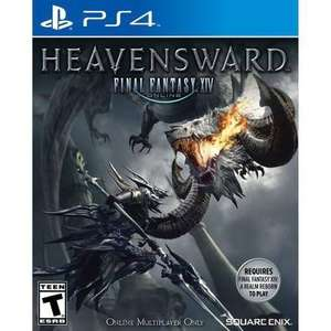[amazon.co.uk]Final Fantasy XIV: Heavensward PS4 für 18,30€ inkl.