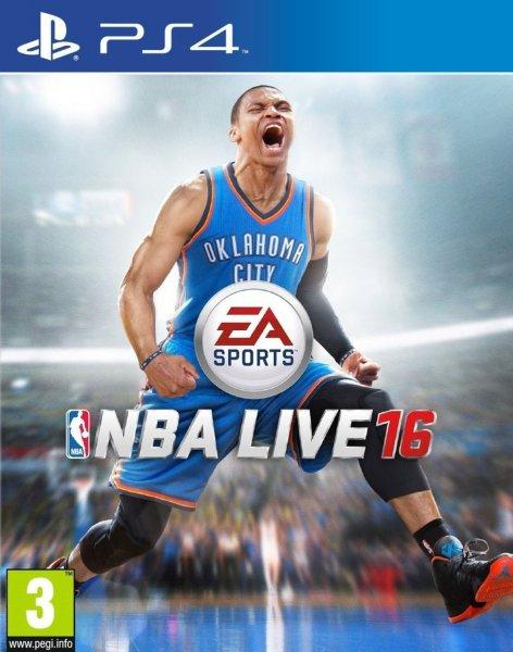 NBA Live 16 ( PS4 & XboxOne) inkl. Vsk für 33,61 € > [amazon.fr]