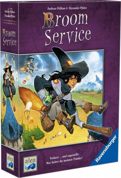 [Amazon Blitzangebot]Broom Service für 19,29