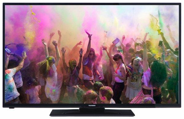 Blitzangebot: Telefunken D39F275N3 99 cm (39 Zoll) LED Fernseher (Full HD, Triple Tuner) @ 249,99 Euro inkl. Versand
