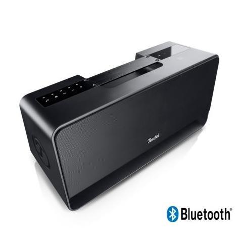 TEUFEL BOOMSTER mobiler Bluetooth Lautsprecher mit NFC, Bluetooth, apt-X und Radio mit Payback für 231€