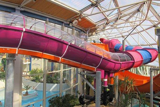 Tageskarten inkl. Sauna für das Aqualand in Köln für 12,95 € bei Wowdeal.nl