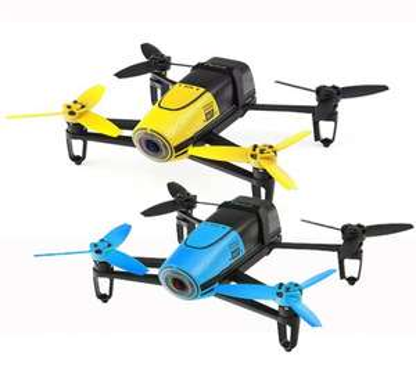 Parrot Bebop Drone - Quadrokopter für Smartphone und Tablet