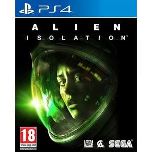 Alien: Isolation (Ripley Edition) für PS4 / Xbox One je 12 € @ Saturn Latenight Shopping (Update: Für PC bei Amazon für 9,98 € (retail, kein Download) mit Prime!)