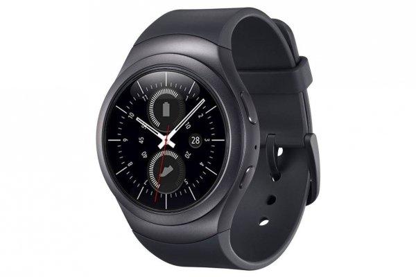 Samsung Gear S2 Sport schwarz - Amazon WHD