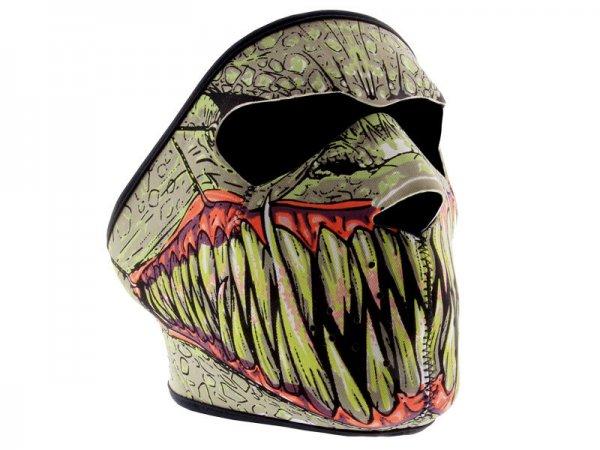 Skimaske Monster (auch für Biker Snowboarder Paintball & Co) @ebay