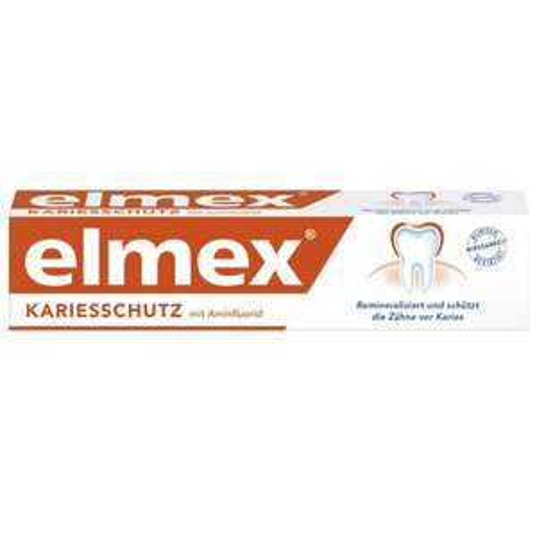 Elmex Zahnpasta 75ml Tube für 1,79€