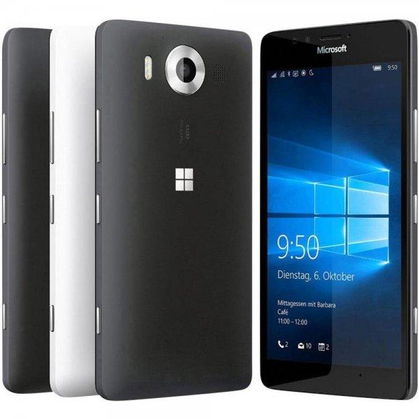 Lumia 950 in schwarz