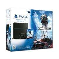 [Microspot.ch] PS4 1TB C-Chassis inkl. Star Wars Battlefront (Disc) für nur 314 CHF / 289 Euro