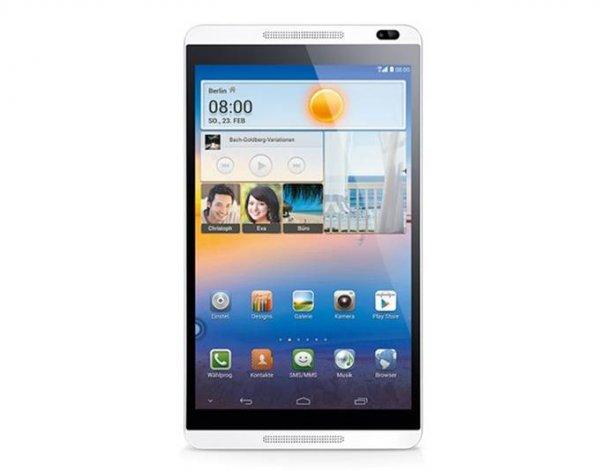 Huawei MediaPad M1 8.0 16GB LTE @allyouneed