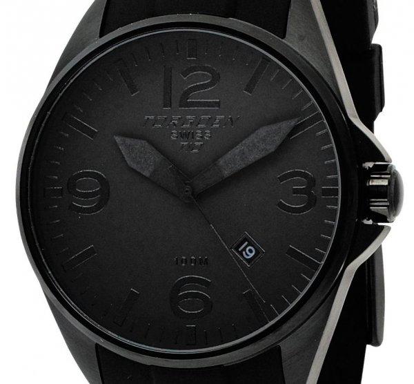 [Amazon] Herrenuhr Torgoen Swiss Herren T10302 Black Phantom