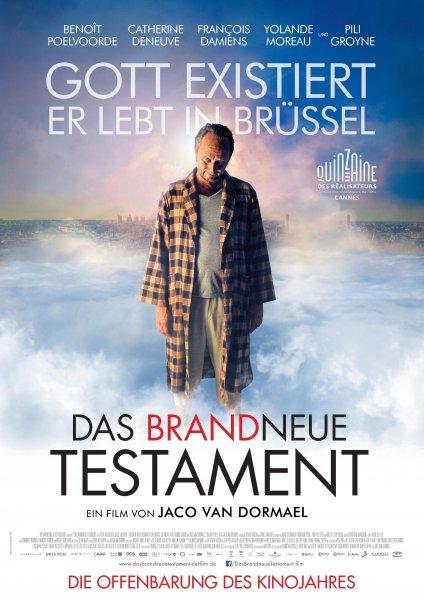 """[ KINO PREVIEW ] Fast kostenlos zu """"Das brandneue Testament"""" am 01.12.2015"""