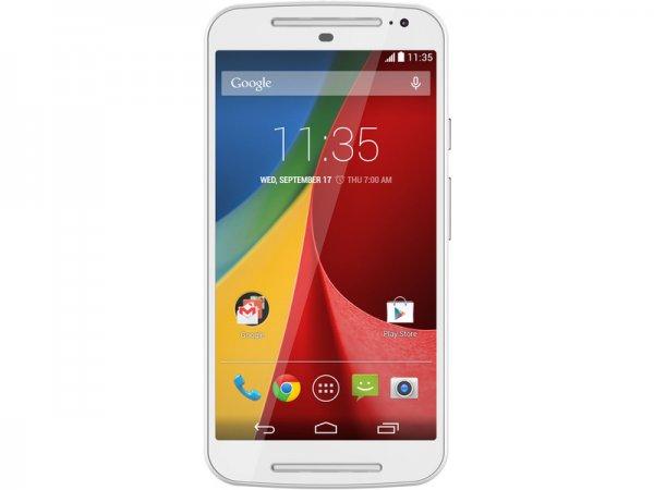 Motorola Moto G (2. Generation) Dual Sim weiß für 139,- € inkl. F-Secure Freedome bei Cyberport