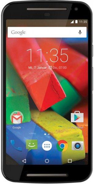 Motorola Moto G (2.Gen) LTE Smartphone 12,7cm/5'' 8GB Schwarz für 129 € @ ebay (Boomstore)