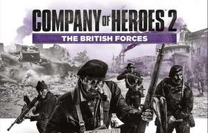 Company of Heroes 2 British Forces DLC [Humble Store]