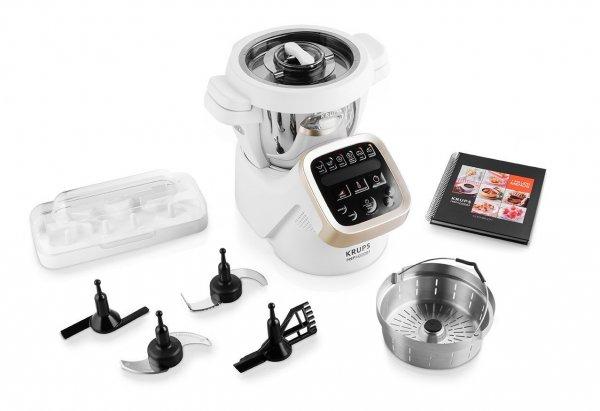 Krups HP 5031 Prep & Cook (Küchenmaschine mit Kochfunktion ala Thermomix) für 633€ @Amazon