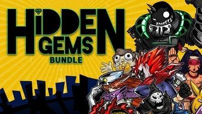 Hidden Gems Bundle (Steam - 10 Products - Windows (10) Mac (6) Linux (5)) für 2,99€  @  Bundlestars