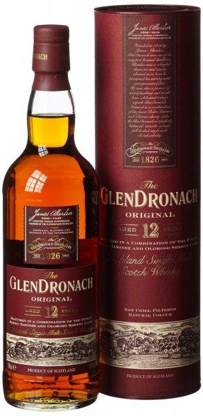 [Amazon] Whisky Glendronach Original 12 Jahre in Blitzangebot für 26.99€ mit 10% Gutschein nur 23,08€