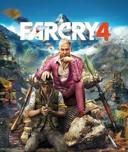 [PC/Origin](Preisfehler?) Far Cry 4 (7,95 €); Far Cry 4 Gold Edition (14,95 €)