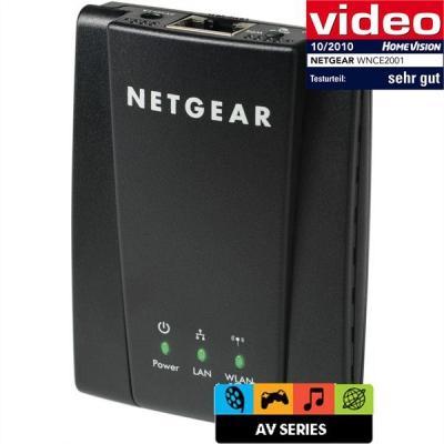 Netgear WNCE2001 für 26,90 Euro - Alternative zu Sonys UWA - BR100 für 54,00 Euro