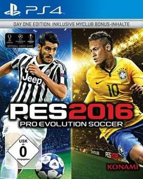 Pro Evolution Soccer 2016 (PS4) für 28,98 € @ NBB