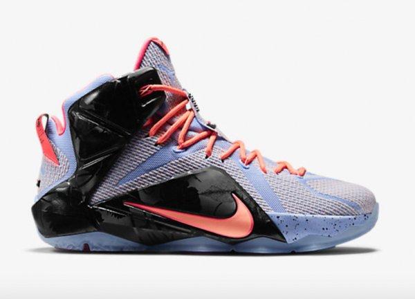 """[Nike] Lebron 12 """"Easter"""" für € 100 (+20% Qipu)"""