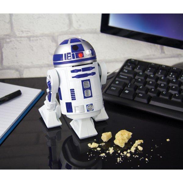 Star Wars R2-D2 Staubsauger für den Schreibtisch für 15,56€ @ sowaswillichauch