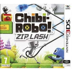 (3DS/TheGameCollection) Chibi-Robo! Zip Lash für 17,11 €