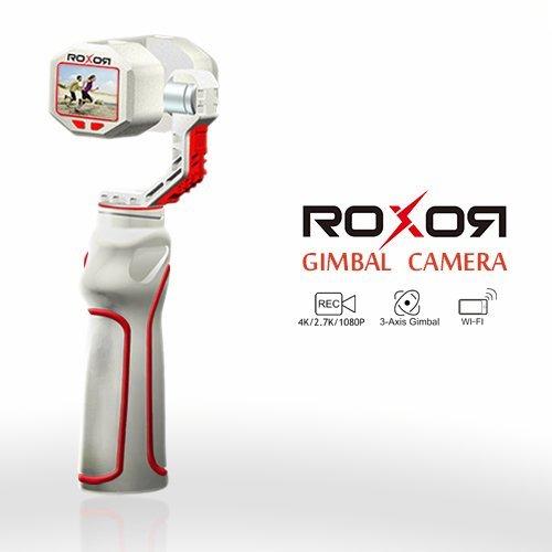 Filmpower ROXOR 3-Achsen stabiliserte 4K-Handkamera - Vorbestellung, Versand aus DE