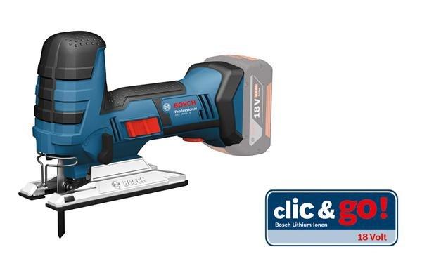 Bosch Professional Akku-Stichsäge GST 18 V-LI S mit L-BOXX durch 40€ Bosch Bonus Bang und 20€ Zoro Gutschein