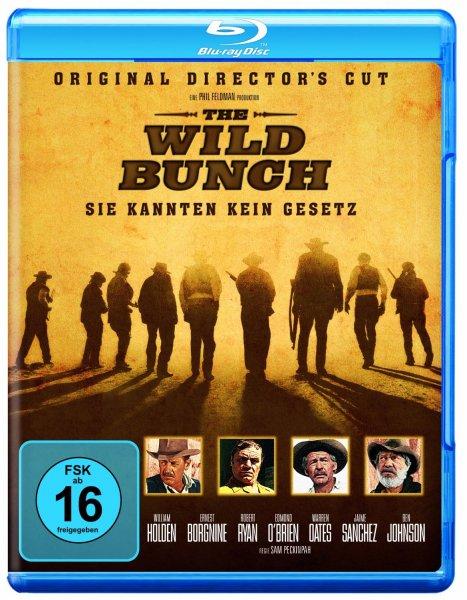 """[Amazon Prime] """"The Wild Bunch"""" (Bluray, Director's Cut) für 5,55€"""