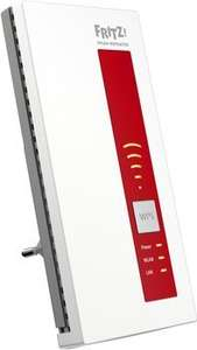 [Amazon] AVM Fritz! Wlan Repeater 1750E (1300 MBit/s, 2,4GHz + 5GHz Dual-Band, Wlan a/b/g/n/ac, Gb LAN, WPS) für 68,63€ (oder für ~64€ als Warehousedeal)