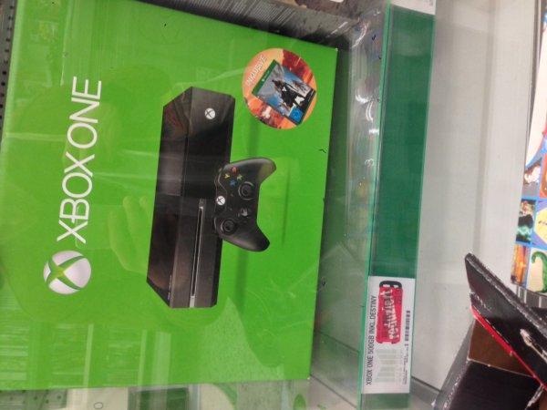 [Lokal Marktkauf Nürnberg am Plärrer] Xbox One + Destiny für 299,00€