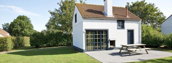 [Qipu] Ferienhaus in Belgien für 4 Personen 3 oder 4 Nächte, Pro Person 19,27 €
