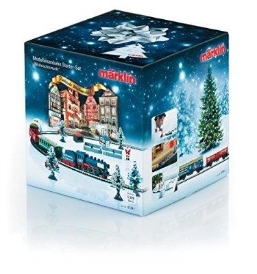 [Amazon.de - BESTPREIS!] Märklin 81841 Z Weihnachts-Start-Set