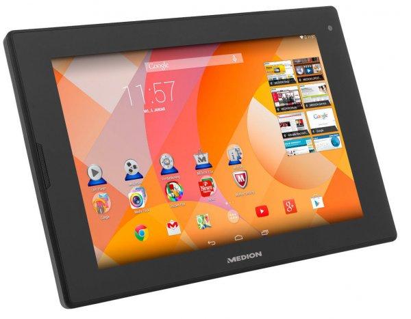 "MEDION LIFETAB P8912 Tablet PC 22,6cm/8,9"" Android Intel Atom 32GB 2GB Full-HD B Ware @ebay (Medion)"